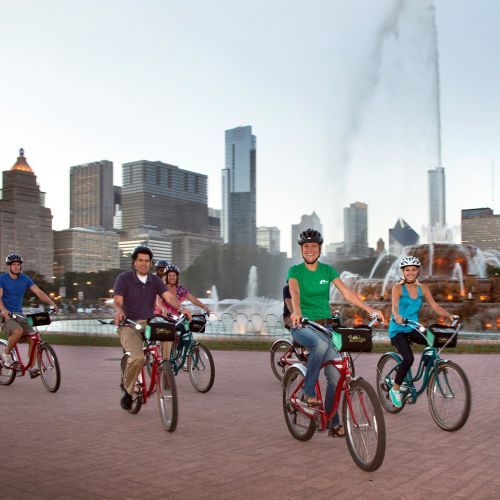 Small Group Bike Tours Chicago