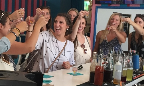 bachelorette party in chicago