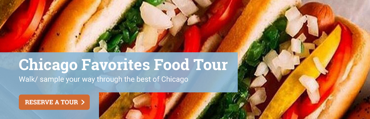 Chicago's Favorites Food Tour